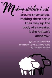 How to Knit a Love Song by Rachael Herron