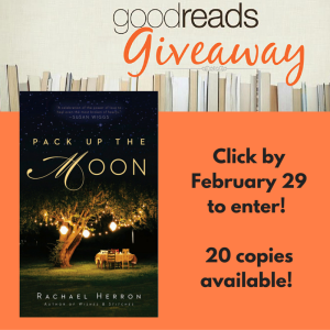 Click by February 29 to enter! 20 copies available!