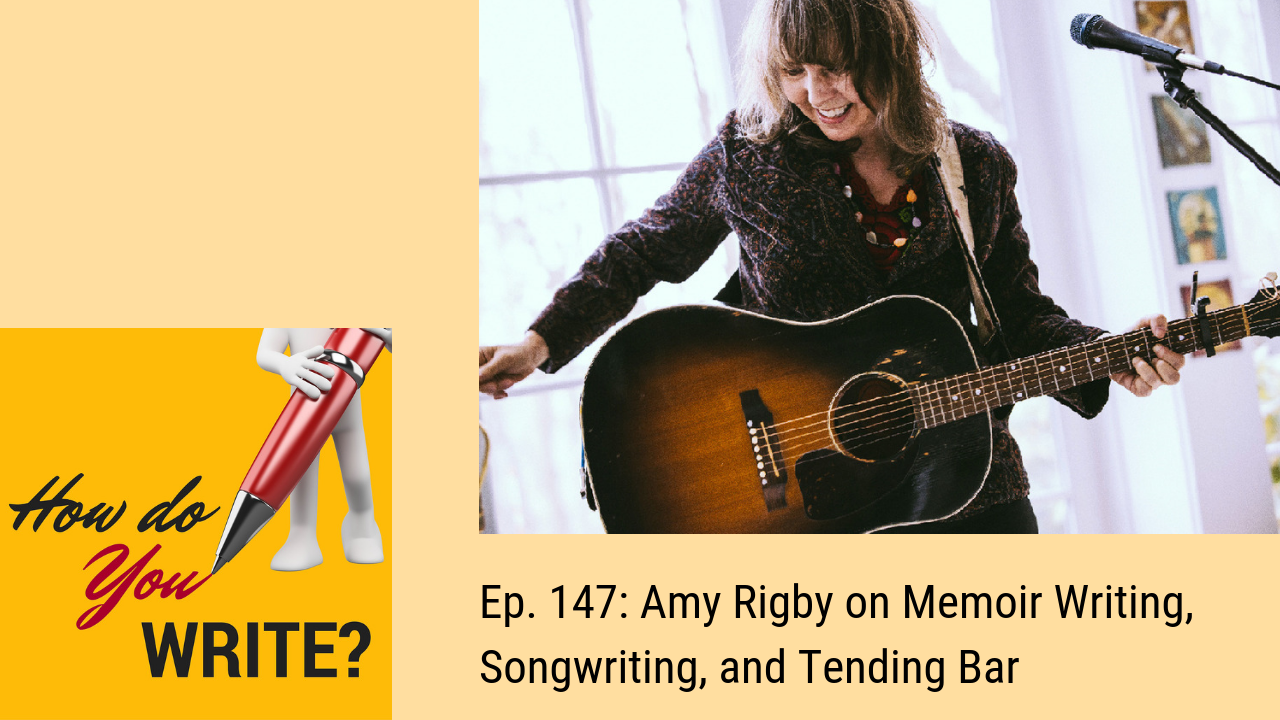 Ep 147 Amy Rigby On Memoir Writing Songwriting And